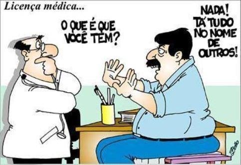 As melhores piadas de médicos